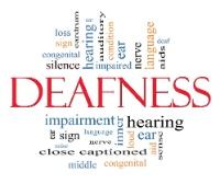 my deaf world on BBC radio three