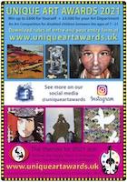 Unique art awards