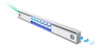 UV light to sterilise premises