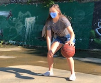 Face masks don't impair lung function