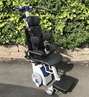 Universal Back For AAT Stair climbers