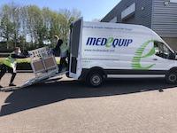 Medequip chosen for CES in Medway