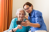 Role of technology enabled care