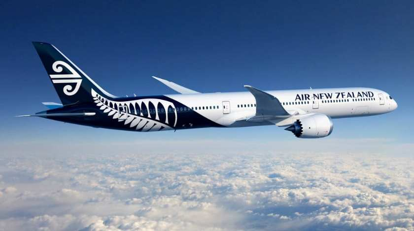 Boeing and Air New Zealand Agree on Eight 787-10 Dreamliners