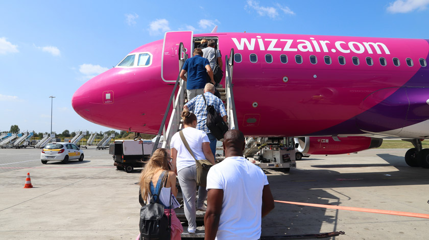 Wizz Air Opens Its 41st Base and Adds 9 New Routes from Sarajevo