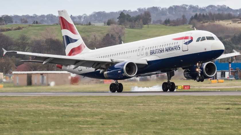 Fumes Injure Passengers and Cabin Crew on British Airways Flight