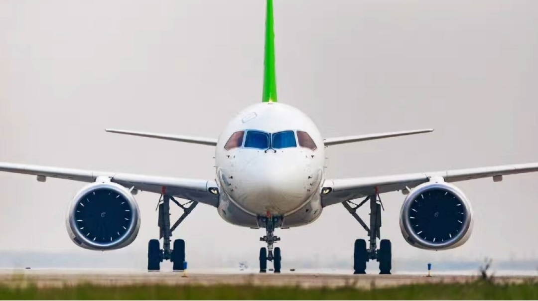 China's C919 Aircraft to Undergo Tests Ahead of 2021 Deliveries