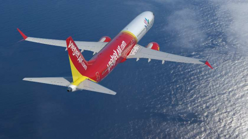 Vietjet Commits to 100 New Boeing 737 MAX Aircraft