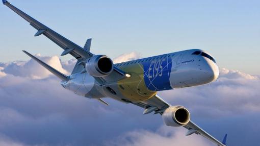 KLM Intends for 35 Embraer E195-E2 Jets