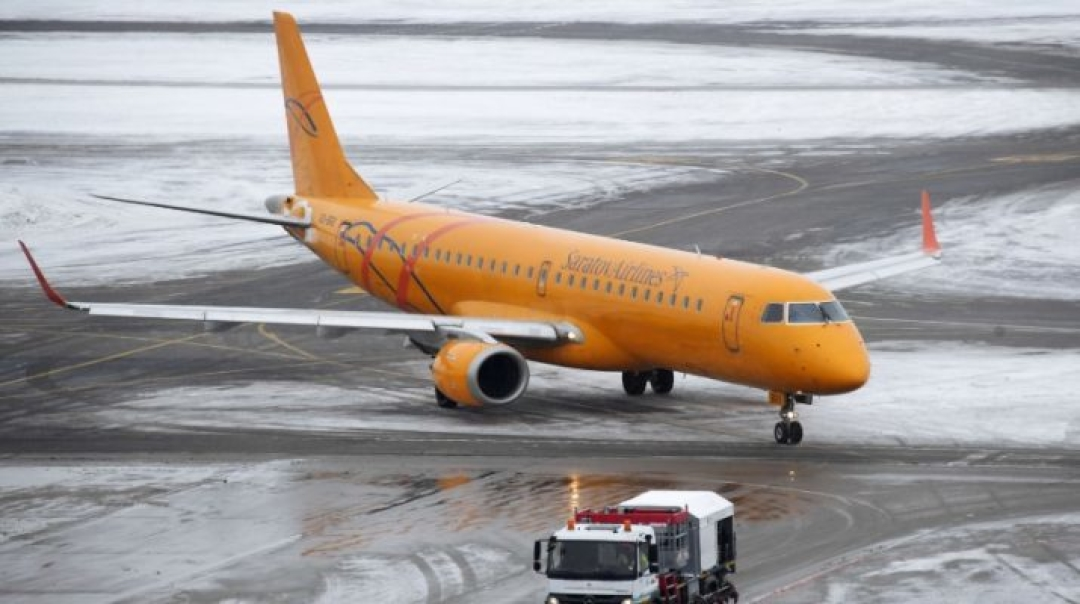 Saratov Airlines to Stop Operations on Rosaviatsia's Request May 31