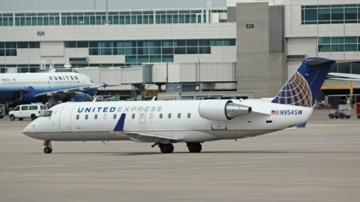 United Airlines to Add 40 CRJ-200s in 2018