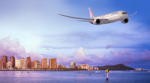 Hawaiian Places $2.82 Billion Order for 10 Boeing 787 Dreamliners