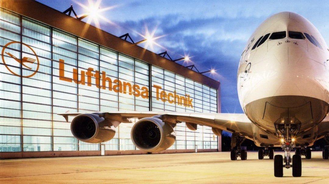 Lufthansa Technik Logistik Services on the Way to a Digital Warehouse