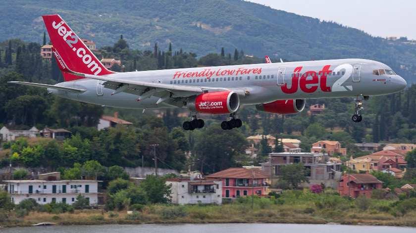 Pilot Incapacitated During Jet2.com Boeing 757 Flight