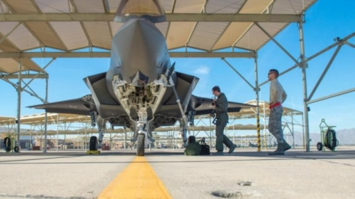 Pentagon Looks To Replace F-35 Parts Makers