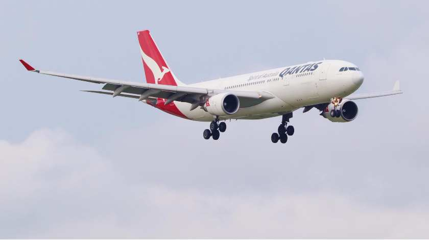 Turbulence Injures 3 on Qantas Airbus A330 Flight