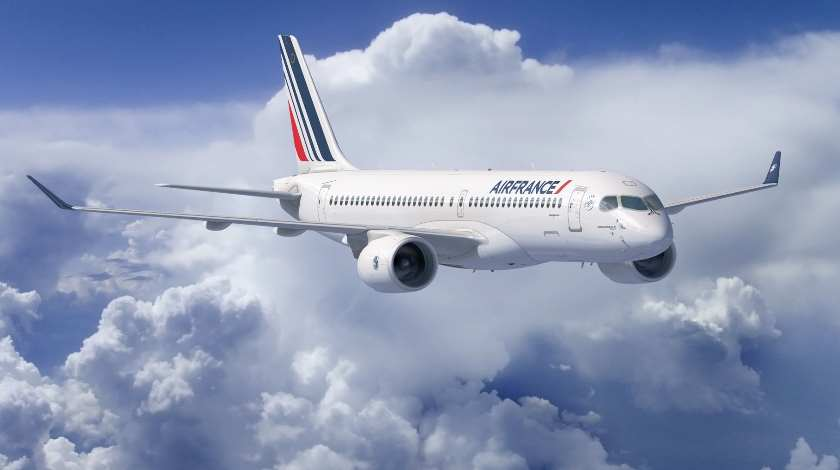 New Biggest European Customer for Airbus A220 Emerges: Air France