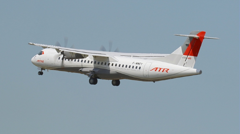 ATR Aims to Validate Its Aircraft Type Certification in China