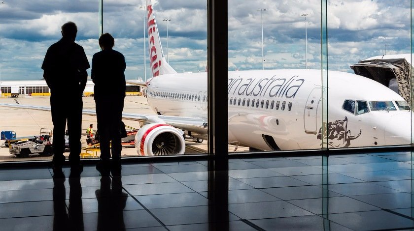 Virgin Australia Keeps Flying Only For Essential Services