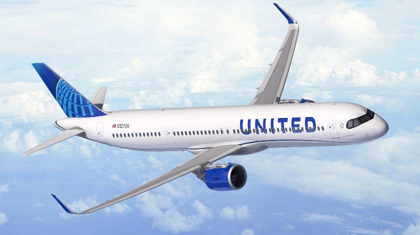 United Places Huge Order for 50 Airbus A321XLR Aircraft