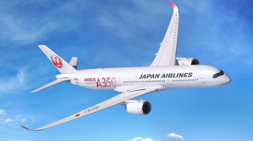 Airbus A350 XWB Receives Type Certification from Japan