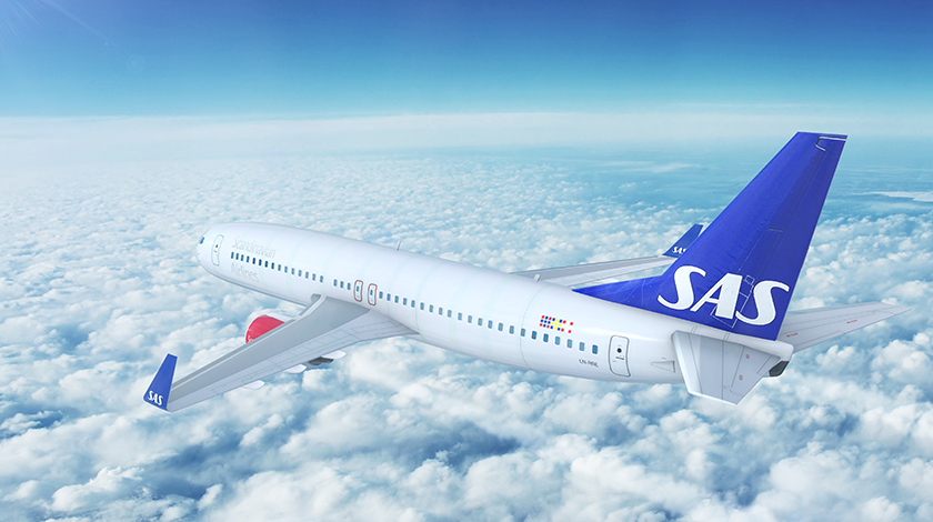 SAS Records Slow Recovery Numbers in July