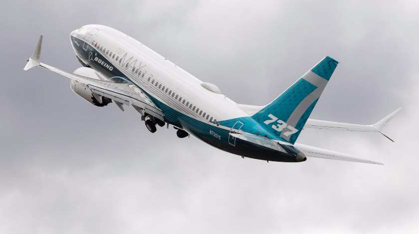 Boeing to Cut MAX Production Rate