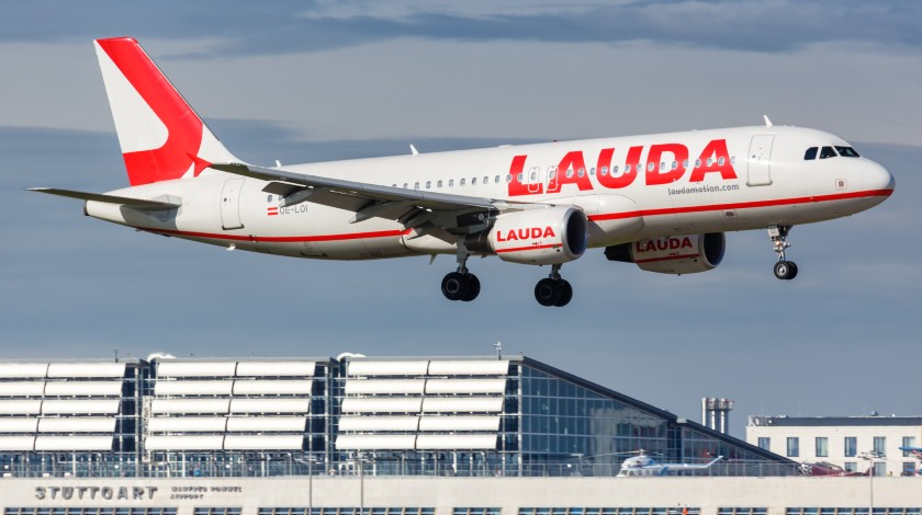Ryanair Group Warns of Possible Lauda's Vienna Base Closure