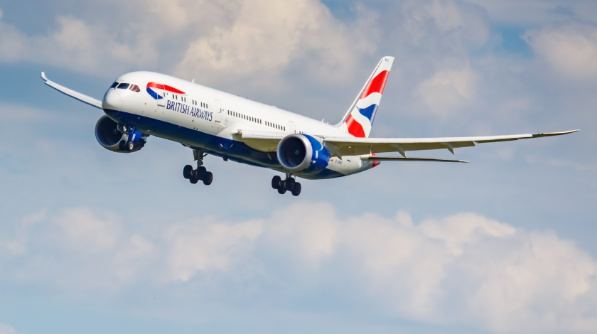 British Airways Welcomes First Boeing 787-10 to the Fleet