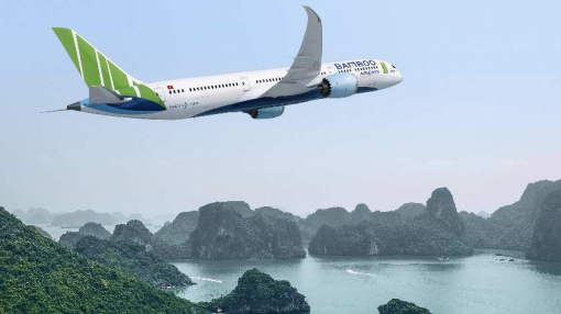 Bamboo Airways Orders 10 Boeing 787 Dreamliners