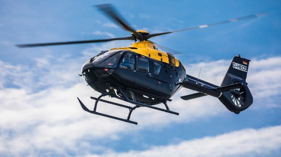 Airbus Helicopters Delivers 1300th Helicopter from the H135 Family