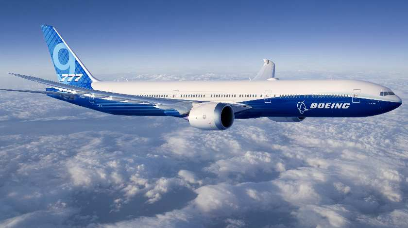 Suspension of Boeing 777X Load Tests: Unexpected Issue