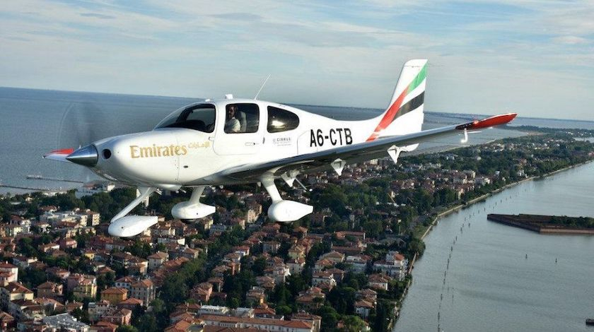 Emirates Flight Training Academy Signs MoU With TAYARAN