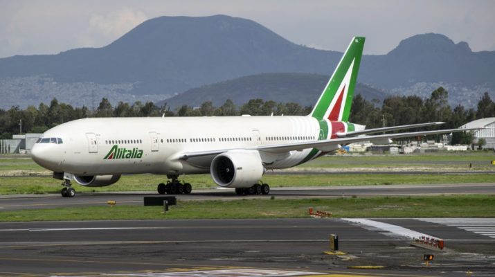 Alitalia: Gloomy Future After easyJet Quits Rescue Talks