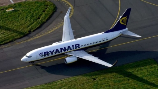 Ryanair to Acquire Initial 24.9% Stake in New Airline Laudamotion