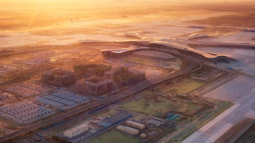 Official: Beijing Daxing Airport Finally Opens Its Gates and Runways
