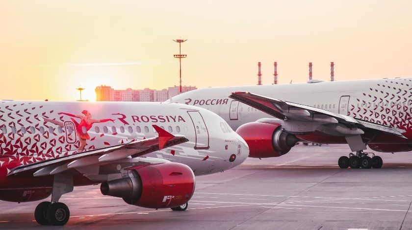 Rossiya Airlines to Operate up to 250 Aircraft by 2028