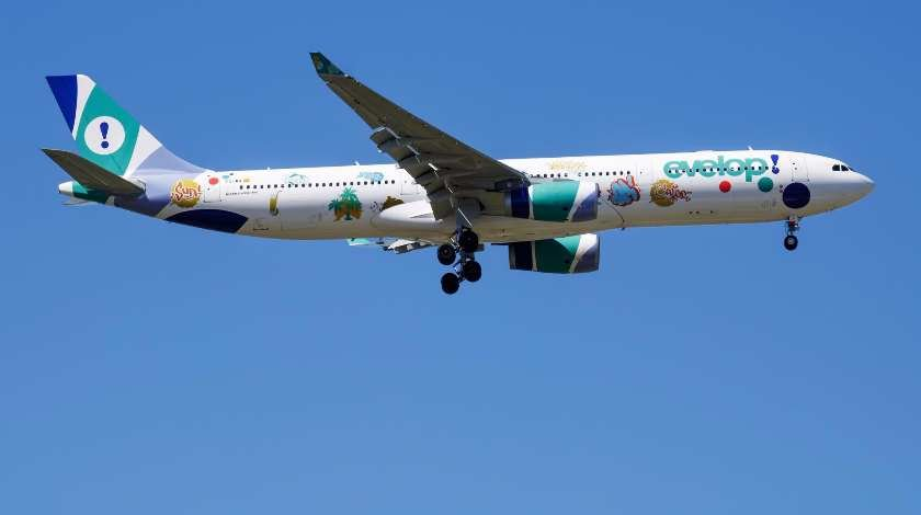 Turbulence Injures 16 on Evelop Airbus A330 Flight Over Ethiopia