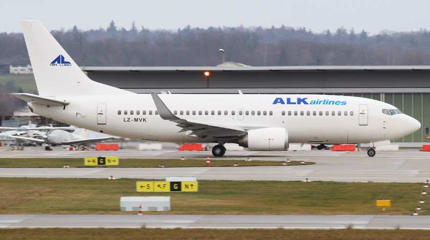 Turbulence Injures 10 on ALK Airlines Boeing 737 Flight