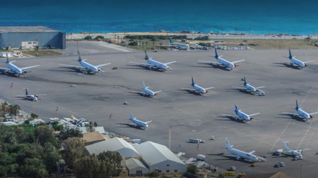 Gun Battle at Tripoli Airport Leaves a Number of Aircraft Damaged