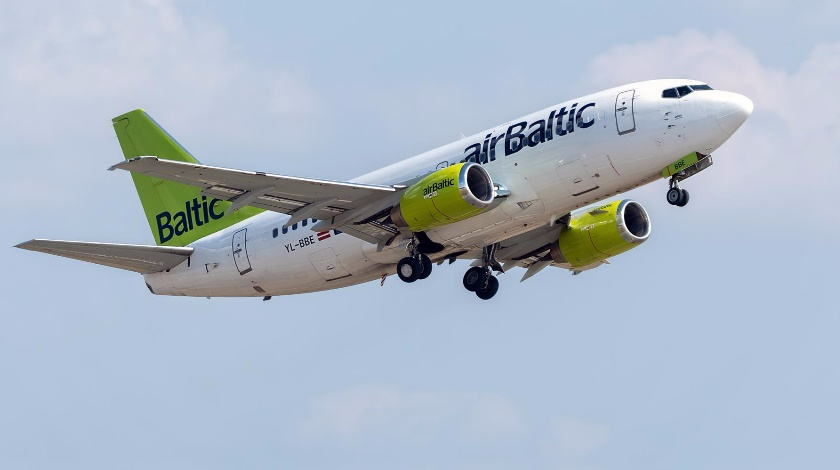 Magnetic MRO Acquires Four Boeing 737 CL from airBaltic