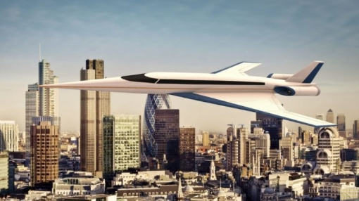 Spike Aerospace Predicts Supersonic Market Exceeds 13 Million+ Annually