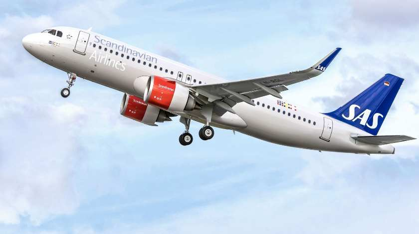 SAS and Airbus to Research Hybrid and Electric Aircraft