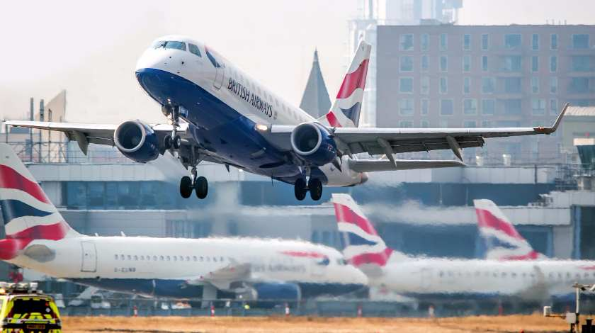 British Airways to Cut up to 12,000 Jobs Due to the Crisis