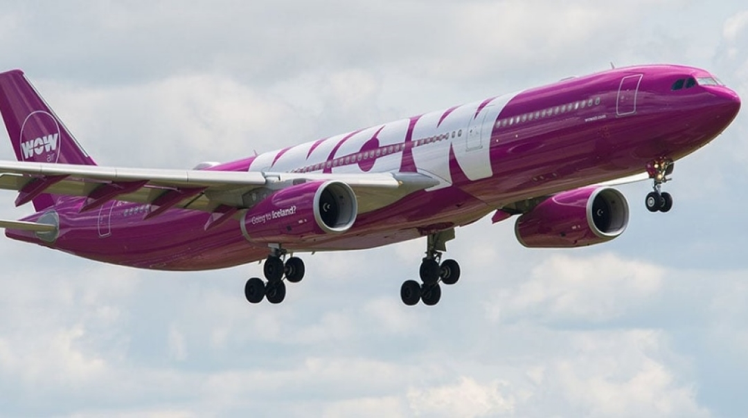WOW Air Announces New Route from the U.S. to India via Iceland