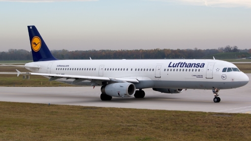 Lufthansa Airbus A321 Engine Shuts Down in Flight near Berlin