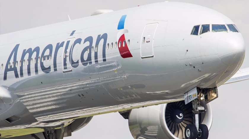 Oops. Flight Attendant Accidentally Spills Drinks on Airline's CEO