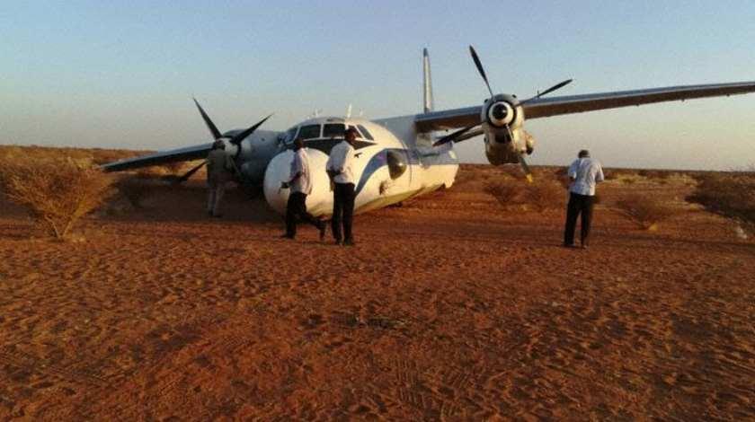 Asia Airways Antonov AN-26 Runs out of Fuel