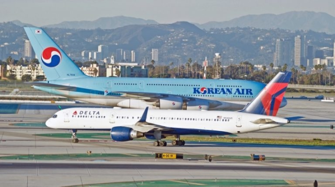 Delta and Korean Air to Launch World-Class Joint Venture Partnership