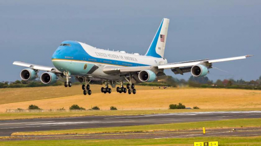 Air Force One to Have a New Livery by 2024?